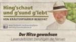 Kräuterpfarrer Benedikt